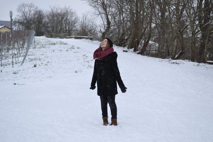 Es ist Sonntag: Winter,Baby!