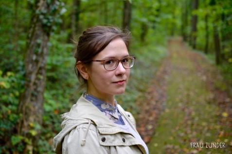Wald Spaziergang in Würzburg im Herbst, Susan Barth, Bloggerin Würzburg