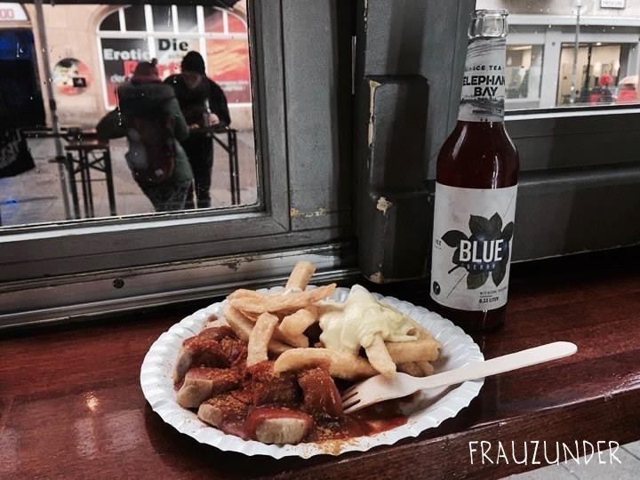 Currywurst bei Wurstdurst