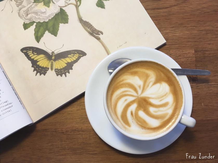 Bester Kaffee in Hamburg bei less political